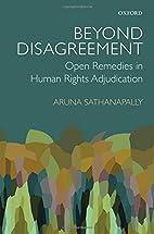 Beyond Disagreement: Open Remedies in Human…