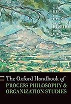 The Oxford Handbook of Process Philosophy…