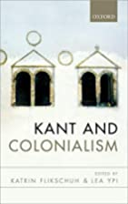 Kant and Colonialism: Historical and…