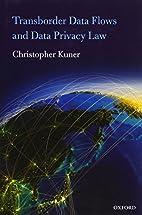 Transborder Data Flow Regulation and Data…