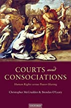 Courts and Consociations: Human Rights…
