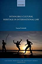 Intangible Cultural Heritage in…