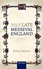 Romance and the Gentry in Late Medieval…