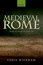 Medieval Rome: Stability and Crisis of a…