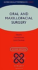 Oral and Maxillofacial Surgery (Oxford…