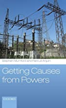 Getting Causes from Powers by Stephen…