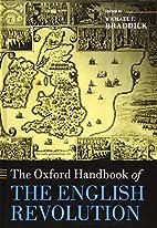 The Oxford Handbook of the English…