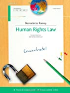 Human Rights Law Concentrate: Law Revision…