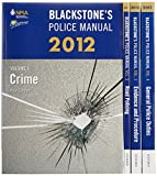 Hutton, Glenn: Blackstone's Police Manuals 2012: Four Volume Set