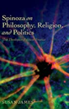 Spinoza on Philosophy, Religion, and…