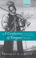 A Confusion of Tongues: Britain's Wars of…