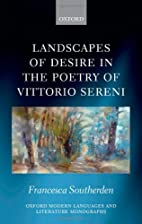 Landscapes of Desire in the Poetry of…