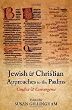 Jewish and Christian approaches to the…
