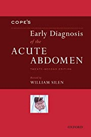 Cope's Early Diagnosis of the Acute Abdomen…