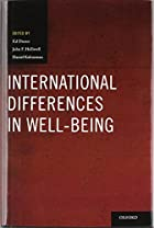 International Differences in Well-Being…