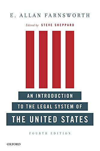 an-introduction-to-the-legal-system-of-the-united-states-fourth-edition