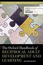 The Oxford handbook of reciprocal adult…