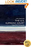 The U.S. Supreme Court: A Very Short Introduction