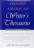 Auburn, David: Oxford American Writer's Thesaurus