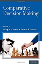 Comparative decision making by Philip H.…