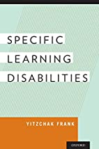 Specific Learning Disabilities by Yitzchak…