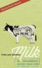 Pure and Modern Milk: An Environmental…