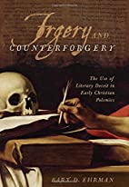 Forgery and Counterforgery: The Use of…