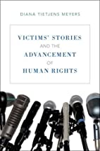 Victims' Stories and the Advancement of…