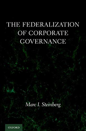 the-federalization-of-corporate-governance