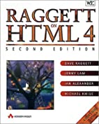 Raggett on HTML 4 (2nd Edition) by Dave…