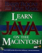 Learn Java(TM) on the Macintosh by Barry…