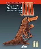 Understanding Object-Oriented Programming…