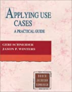 Applying Use Cases: A Practical Guide by…