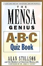 The Mensa Genius A-B-C Quiz Book by Alan…