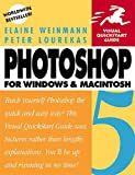 Weinmann, Elaine: Photoshop 5 for Windows and Macintosh