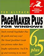 PageMaker 6.5 Plus for Windows, Second…