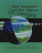Data Structures & Other Objects Using Java…