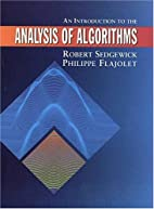 An Introduction to the Analysis of…