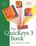 The QuicKeys 3 Book by Steve Roth