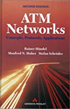 ATM Networks by Rainer Handel