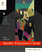 OpenDoc Programmer's Guide by Inc. Apple&hellip;
