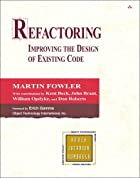 Refactoring: Improving the Design of…