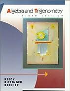 Algebra and Trigonometry, Unit Circle (6th…