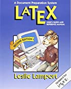 LaTeX: A Document Preparation System by…