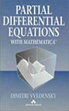 Partial Differential Equations with…