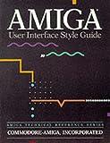 Commodore-Amiga: AMIGA User Interface Style Guide