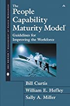 The People Capability Maturity Model(R):…