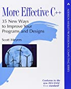 More Effective C : 35 New Ways to Improve…