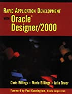 Rapid Application Development with Oracle…