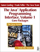 Core Packages (The Java(TM) Application…